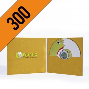 300 CD-R DIGIFILE PERSONALIZZATI