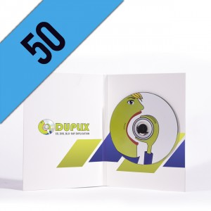 50 DVD-R DVD PACK LIGHT PERSONALIZZATI