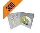 300 DVD-R DVD PACK PERSONALIZZATI