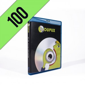 100 BLU-RAY BLURAY BOX PERSONALIZZATI
