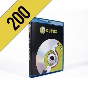 200 BLU-RAY BLURAY BOX PERSONALIZZATI