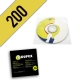 CD-R 200PZ PERSONALIZZATI BUSTINA