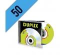 50 CD-R JEWELBOX PERSONALIZZATI