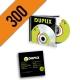 CD-R 300PZ PERSONALIZZATI JEWELBOX