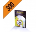 DVD-R 300PZ PERSONALIZZATI SLIMBOX